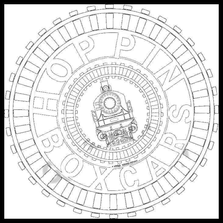 The Hoppin' Boxcars